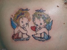 fairy tattoo designs,fairies tattoos,angel tattoo designs,angel and fairy tattoo designs,fairy tattoo designs for girls.. Fairies Tattoo Designs Images  So who chooses angel tattoo designs and fairies tattoo designs they chooses it as the meaning of protection and care.In these angel tattoo designs the one which is most demanding is Wings which may get more beautiful with tattoo art and designs.Most of the people like to get tattoo of fairy and angels as the character of their own…