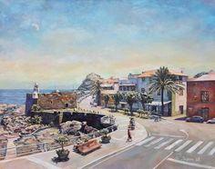 Tenerife  80x100 cm, oil on canvas #artforsale #oilpainting
