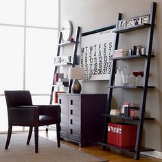 Incognito Ebony Compact Office in Filing Cabinets, Carts   Crate and Barrel
