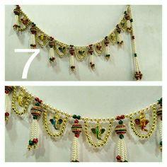 Parul mam app ka contact My is 9322913984 Diy Diwali Decorations, Flower Decorations, Hanging Decorations, Hobbies And Crafts, Arts And Crafts, Diwali Diy, Wedding Wear, Crystal Beads, Diy Room Decor