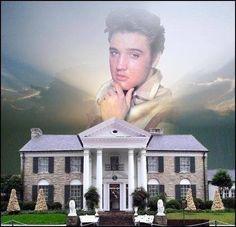 Elvis's home