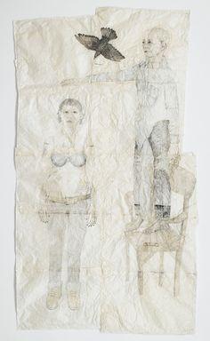 kiki smith drawings - Google Search