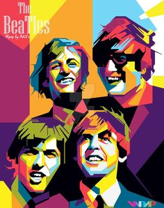 The Beatles Wpap by adityasp on DeviantArt