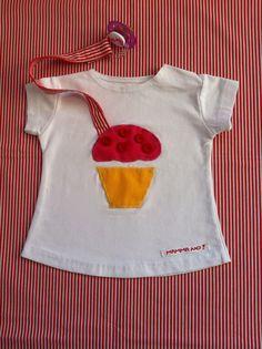Maglietta MAMMANO bimba sweet