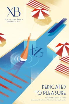XB Ad Campaign by Lucy Coxhead, via Behance