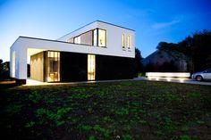 Ronald Swinkels Architects - portfolio - nieuwbouw Villa F