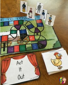 Social Studies Success Blog - Play a fun end of the year game on Texas History with your kids!
