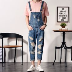 http://fashiongarments.biz/products/japan-style-mens-fashion-ripped-jeans-bib-overalls-for-men-plus-size-slim-fit-denim-jumpsuit-overalls-suspender-pants-xxl-xxxl/, 1. Size: This is Chinese size, smaller than US/European size. Refering to your size to choose size 2. Color: Different computer screen can display different colors even if it is the same color. So please allow reasonable color difference. 3. Normally we will arrange your order within about 3 days after the payment. If you ...