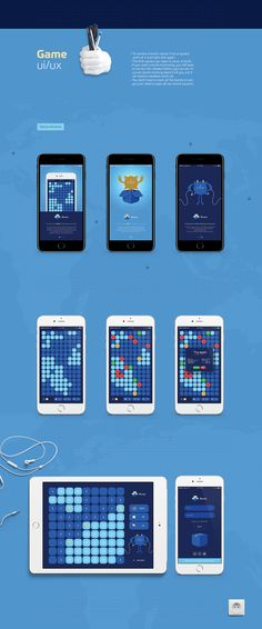Boxes Game on Behance