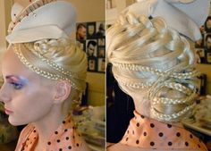 Hair secrets from The Hunger Games: Catching Fire