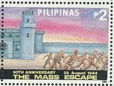 Stamp: End of World War II - 50th Anniversary (Philippines) (End of World War II - 50th Anniversary) Mi:PH 2599