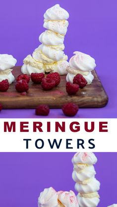 Learn about the science behind making meringue and why you only need egg white with this fun kitchen science experiment for kids Toddler Science Experiments, Science For Kids, Activities For Kids, Crafts For Kids, Biology For Kids, Chemistry For Kids, How To Make Meringue, Making Meringue, Strawberry Tower
