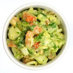 Fresh Guacamole Dip | Rebel Dietitian, Dana McDonald, RD