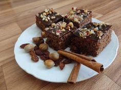 Zdravě jíst: 37/52: Pohankový perník Raw Vegan, Vegan Desserts, Quinoa, Sweet Tooth, Cereal, Gluten Free, Cooking, Breakfast, Bulgur