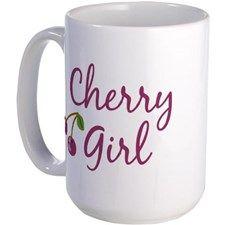 Cherry Mug...This is so Me <3