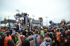 Em seu primeiro Carnaval em carreira solo, Bell Marques agita trio em Salvador