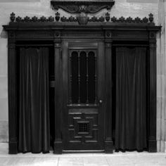 OrangeMercury: Confessional Booth XIV