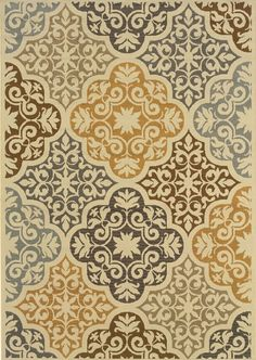 Want this style rug for the living room. Everything is dark in there. Needs to brighten up!