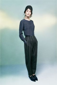 Lunitas top. Mut trousers. Cortana AW 2013 collection.
