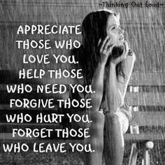 sooner or later in life the one who loves u to d fullest wants to see whether their love is respectable in ur eyes or nt...n if u disrespect that love ...their love forgets to love you...their emotions gt broken...