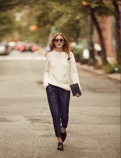 OP is Banana Republic's Global Style Ambassador | Olivia Palermo