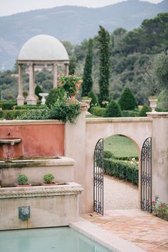 South of France Wedding   chateauditer.com