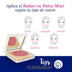 Tips terramar rubor