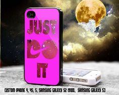 Just do it phone case