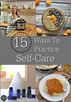 15 Ways To Practice Self-Care | A woman who does any of these things is the furthest thing from selfish. Rather, she is sure enough of herself to know that her world comes crumbling down because of her own self-neglect. It is a confident momma -- not a selfish momma -- who can ask for help, insist on time to herself, expect her family to pitch in, or admit that she doesn't have it all together. | TodayInDietzville.com