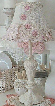 Hermosa lámpara