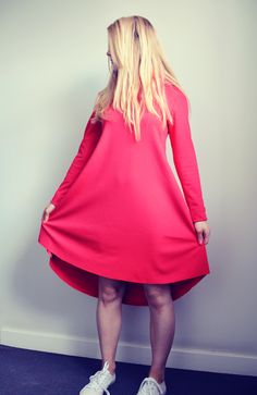 Groove Dress for TEENS | Madeit Patterns