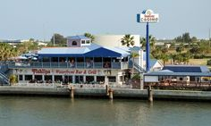 Port Canaveral cruise info, hotels and driving directions. Fish Lips at Port Canaveral.