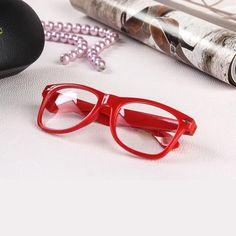9351ed060c M84 New Fashion Eyeglass Frame Vintage Transparent Glasses Casual Eye Wear  Retro UV400 Plain Lens Optic