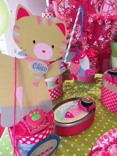decoracao aniversario gatinhos 2