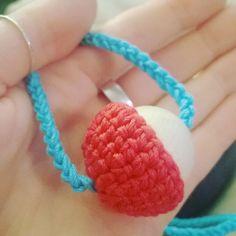 Playing around with ideas #crochet #crochetbead #colour #handsandhustle #creativehappylife #mycreativebiz #makersofinstagram #makersmovement #craftsposure #makersgonnamake #creativityfound #buyhandmade