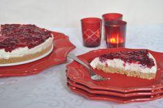 Cheesecake de Frutos Silvestres - http://www.sobremesasdeportugal.pt/cheesecake-de-frutos-silvestres/