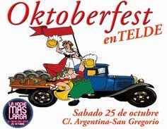 Pa' Las Birras: El 25 de octubre de 2014 el oktoberfest llegará a ...