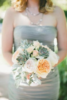 greys and garden roses Photography by onelove-photo.com, Floral   Wedding Design by bearflagfarm.com
