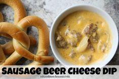 Sausage Beer Cheese