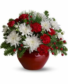 Christmas Treasure Flowers