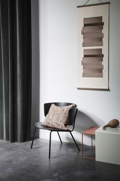 Smoked Oak Hanging Poster Frames By Ferm Living | Poster Frames | Pinterest  | Hanging Posters, Decorating And Basements