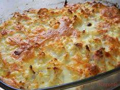 Schinken-Käse-Blumenkohl-Auflauf | Top-Rezepte.de