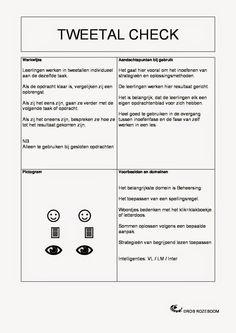 Doener - Toepassen Overlegvormen tweetallen