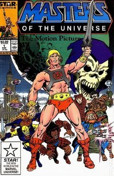 Masters of the Universe The Motion Picture #1