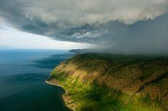 Lake Albert, Uganda