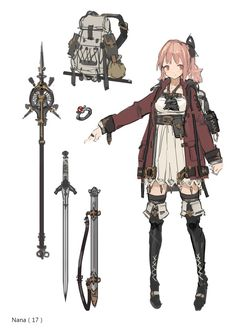 Female Character Design, Character Creation, Character Design References, Character Design Inspiration, Game Character, Character Concept, Character Types, Dnd Characters, Fantasy Characters