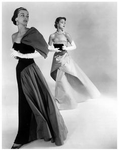 Photographer Horst P Horst For Vogue, 1950