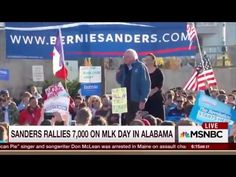 MSBNC Host Reid Talks With African American Voters In SC, And Finds No Clinton Supporters - YouTube