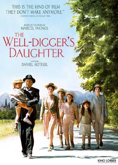 The Well-Digger's Daughter is Daniel Auteuil Film, [plus he acts within the film.] it's a lovely French film, and is beautiful visually throughout. Great Movies, New Movies, Movies To Watch, Movies Online, Indie Movies, Popular Movies, Love Movie, Movie Tv, Movie List