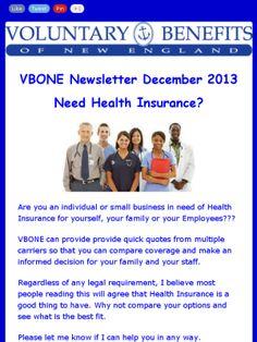 Voluntary Benefits Newsletter  Cancer And Fmla  Vbone